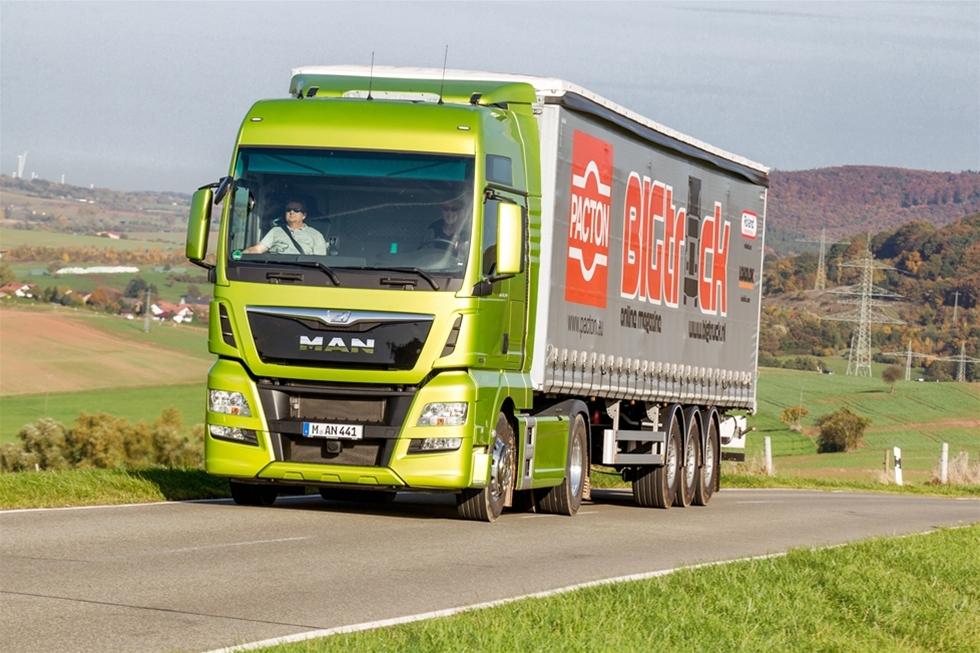 """MAN är nog den lastbilar som har hamnat mest """"i en svacka"""" vid övergången till Euro 6 och det ser man också genast på poängöversikten."""