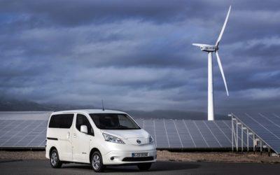 Nissan ändrar spelreglerna med elbil