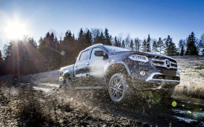Mercedes X-Klass – knappast en helt vanlig pickup