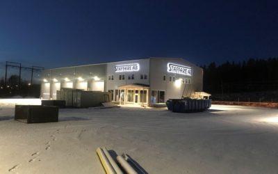 Staffare satsar på Norrland
