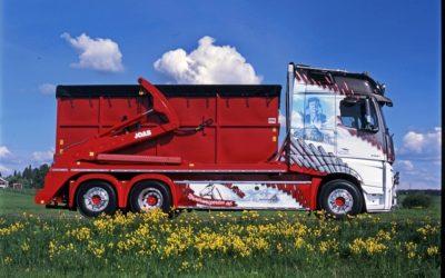 Truck Meet på Load Up North