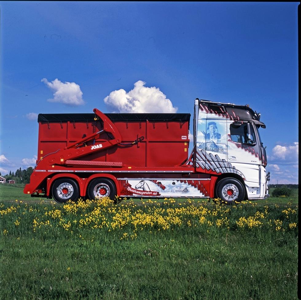 På Load Up North i Boden den 30 augusti till den 1 september 2018 kommer det att anordnas ett Truck Meet med målsättningen att få ett stort antal lastbilar, både stylade och bruksbilar, att samlas i anslutning till mässan.