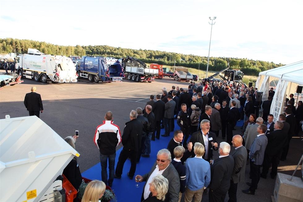 Joab har nu varit verksamma i 50 år och detta firades stort under tre dagar i Göteborg med totalt närmare 800 gäster.