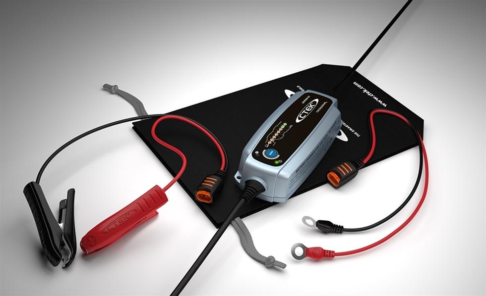 Efter att CTEK har revolutionerat marknaden med andra generationens laddare för blysyra batterier är det nu dags för Litiumbatterier. LITHIUM XS är en professionell laddare för 12V Litiumbatterier.