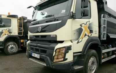 Nya Volvo FM och FMX