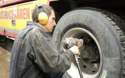 Allvarlig fara när hjulen lossnar