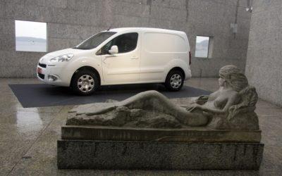 Peugeot och Citroën elektrifierar Sverige