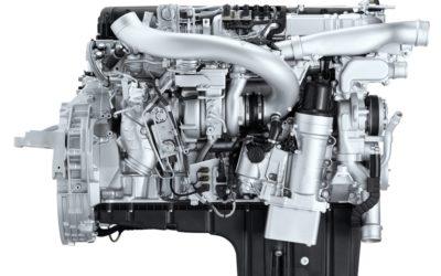 Ny MX-11 motor från DAF konkurrerar ut MX-13