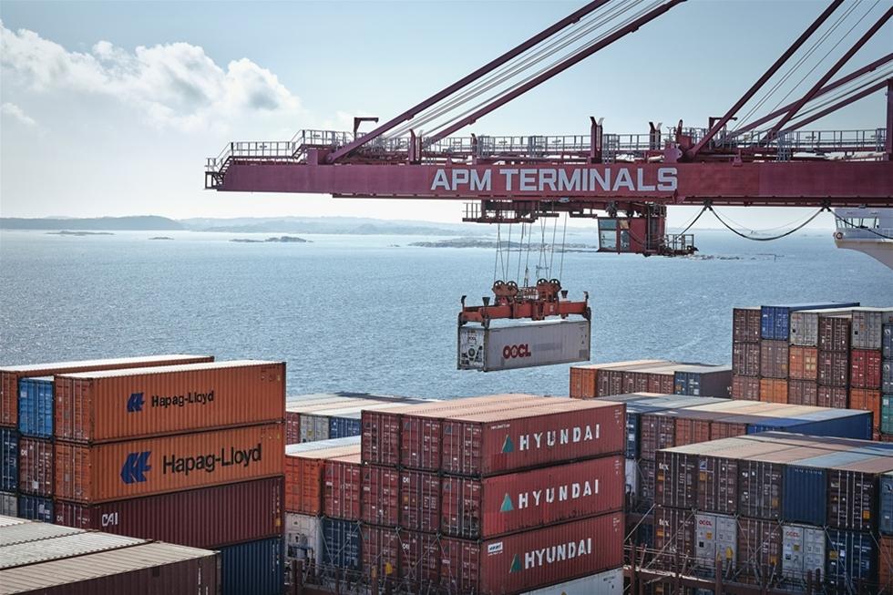 SKF har valt bort Göteborgs hamn. – Under våren var läget ohållbart, säger Theo Kjellberg, kommunikationsdirektör.