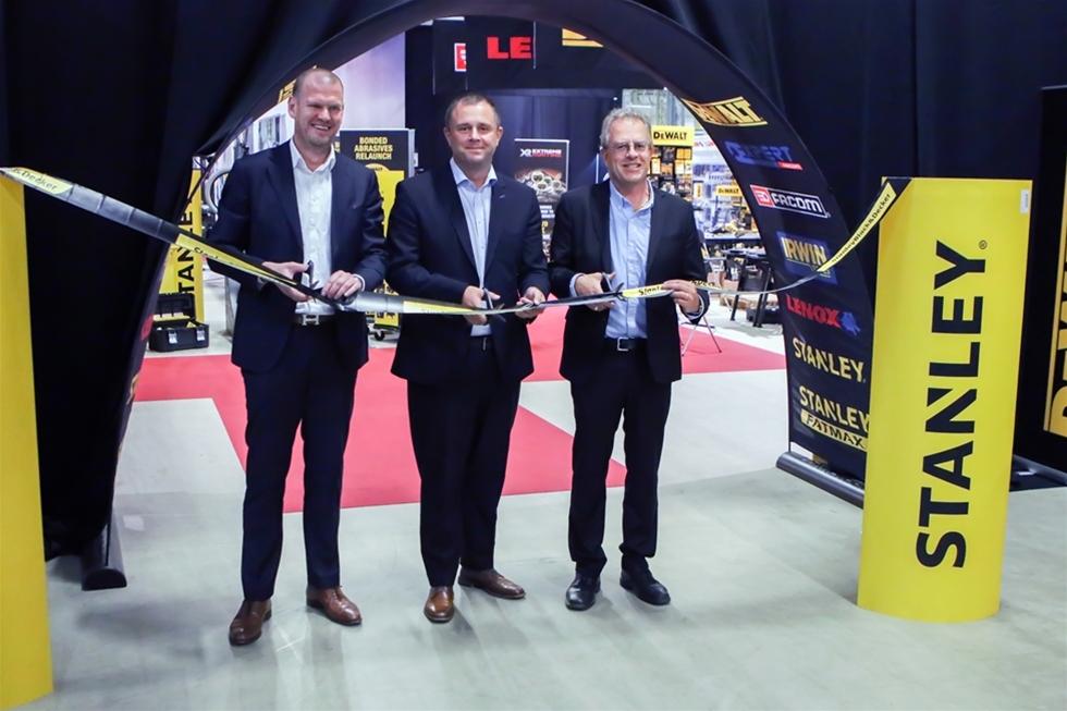 Nu flyttar Stanley Black & Decker sitt centrallager för den nordiska marknaden till DB Schenker Logistics anläggning i Göteborgs hamn.