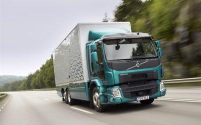 Högre effekt och moment i nya Volvo FE