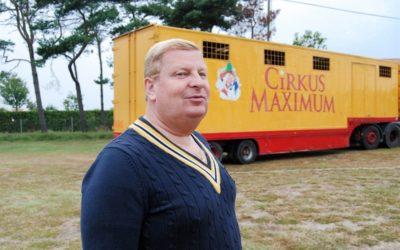 Fortsatt cirkus på vägarna när Maximum far på turné