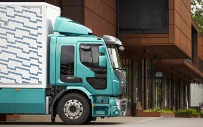 Volvo FE med mer kraft och ny framaxel