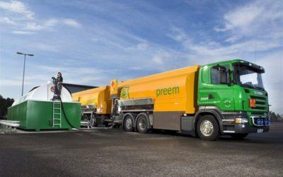 Preem förvärvar bulkverksamhet