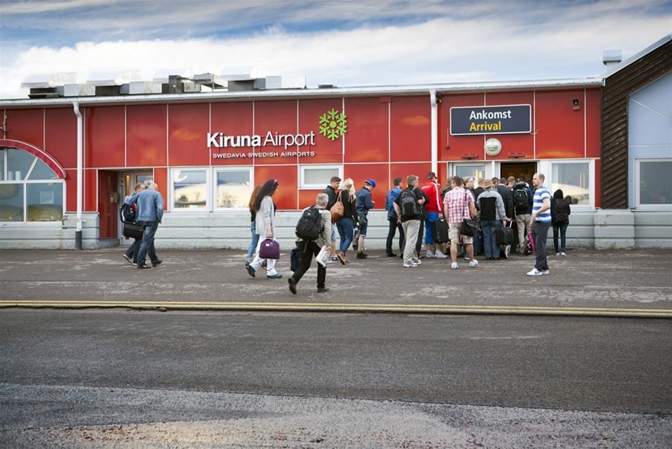 Passagerarantalet fortsätter att öka på Swedavias flygplatser. Under april månad reste 3 413 000 passagerare till eller från Swedavias flygplatser, vilket är en ökning med sju procent jämfört med föregående år.