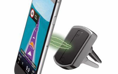 Säker magnethållaren för smartphones
