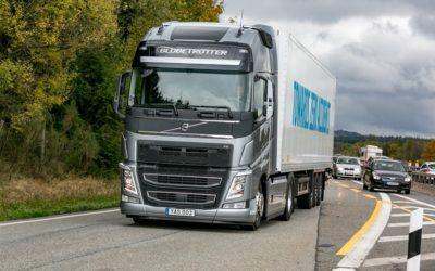 1000-poängstestet 2017 – Volvo FH 500