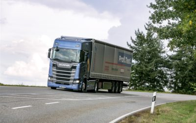 1000-poängstestet 2017 – Scania S 500