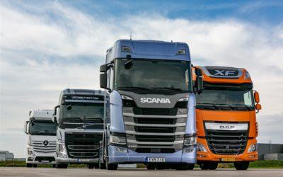 1000-poängstestet 2017 – Scania tog hem segern