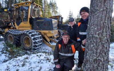 Skotningens tungviktare i Värmlandsskogarna